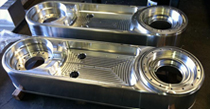CNC Machining of an Aluminum Upper Arm PTRC for the Medical Industry